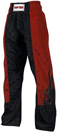 Budoland Kickboxhose FLAME 190 weiß-schwarz B000K745O0   | Der Der Der neueste Stil  39133d
