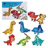 Papel De Origami Artesanal Kit De Origami De Colores Papel De Origami Con Forma De Animal Juguetes Educativos Montessori Papel Animal 3D Para El Entrenamiento Manual Infantil Del Pensamiento Lógico