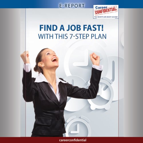 Find a Job Fast audiobook cover art