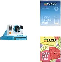 OneStep 2 VF Summer Blue with Color Film for I-Type Summer Blues and Color Film for 600 Summer Fruits