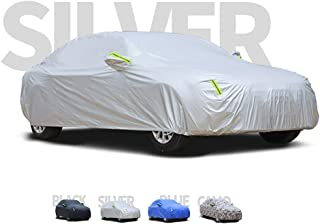 Guoguocy Car Covers, Thick and Cotton Velvet Hood, Compatible with Maserati GranTurismo, Can Adapt to All Kinds of Weather (Color : B, Size : 2012 4.7L MC Stradale)
