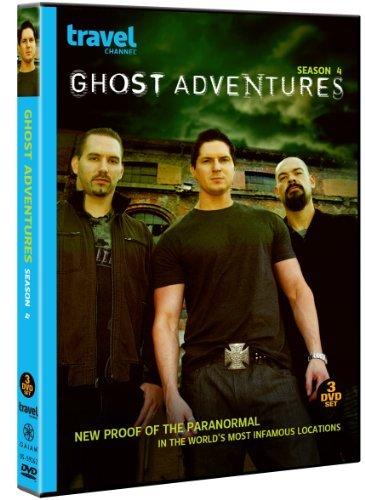 Ghost Adventures Season 4 by Zak Bagans