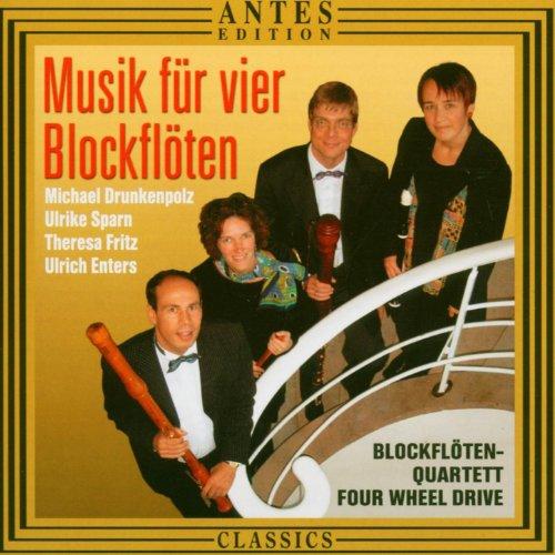 Musik für vier Blockflöten