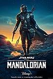 Christ-EZ The Mandalorian TV SHOW Poster - Matte poster Frameless Gift 11 x 17 inch(28cm x 43cm)