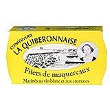 MADE IN FRANCE BOX - Filets de maquereaux marinés au vin blanc - LA QUIBERONNAISE