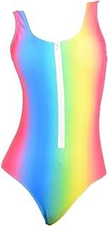 Best rainbow leotard womens Reviews