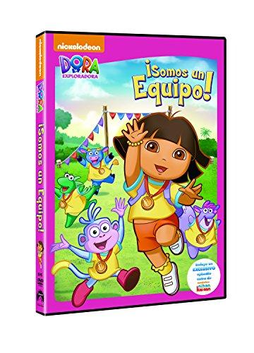 Dora la Exploradora: ¡Somos un Equipo! [DVD]