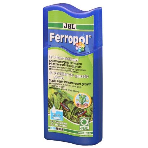JBL Pflanzendünger für Süßwasser Aquarien, Ferropol