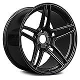 Xxr 572 18x8.5 5x114.3 35et Black wheel