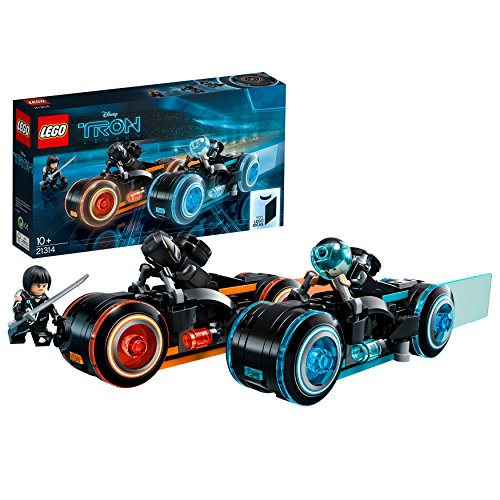 LEGO Ideas - TRON: Legacy (21314) (Exclusivo de Amazon y LEGO)