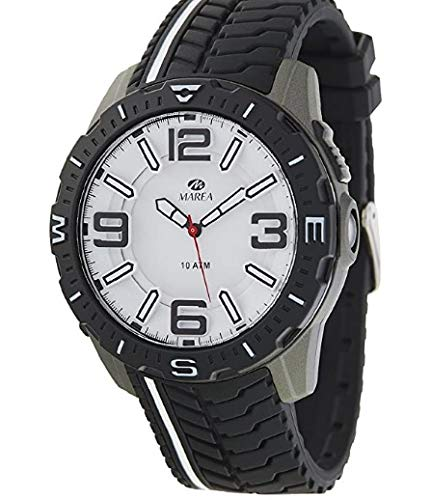 Reloj Marea Hombre B25152/2 Sumergible con Linterna