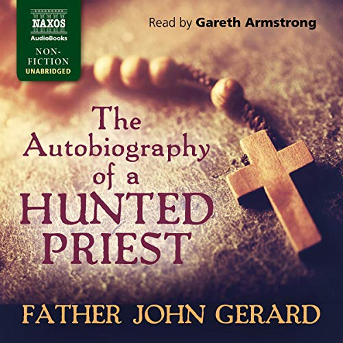 The Autobiography of a Hunted Priest cover art