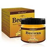 Cire Meuble Bois, Cire d'Abeille Meuble Bois, Beeswax Polish, Cire d'abeille de Polissage, Cire d'Abeille Polishe, Cire de Nettoyage pour Meubles Naturels, Assaisonnement du Bois Cire d'abeille - 100g