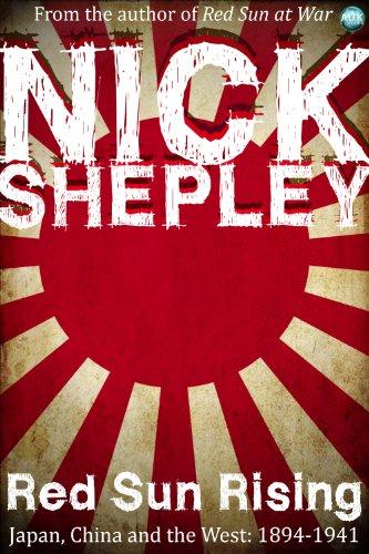 Book: Red Sun Rising by Nick Shepley