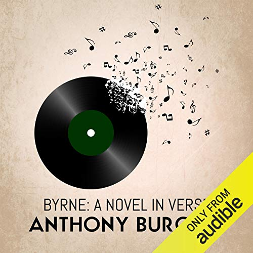 Byrne: A Novel in Verse cover art