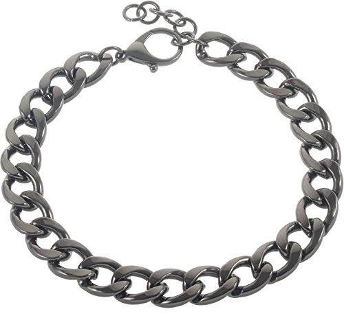 Klassieke gourmet-ketting – metalen halsketting – modesieraad.
