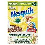 Nesquik Palline Con Cereali Integrali E Cacao 375G, 1 x 375 g