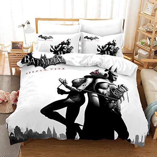 Bettbezug-Set Batman 220 x 240 cm
