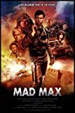 Import Posters MAD MAX – Mel Gibson – US Movie Wall