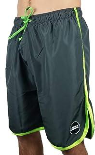 Lab84 Pantaloncini Costume Shorts Mare Sport S20 SHM1002Black Ottanio