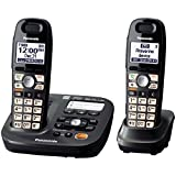 Panasonic DECT 6.0 Plus Cordless Amplified Phone with Digital Answering System Expandable to 6 Handsets...