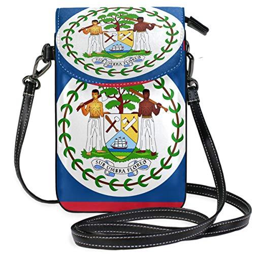 Billetera con Tarjetero para Mujer, diseño de Bandera de Belice