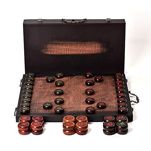 Chinesisches Schachspiel Traditionelles hölzernes