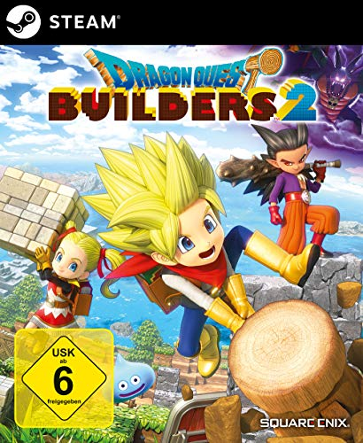 Dragon Quest Builders 2 Standard | PC Code - Steam