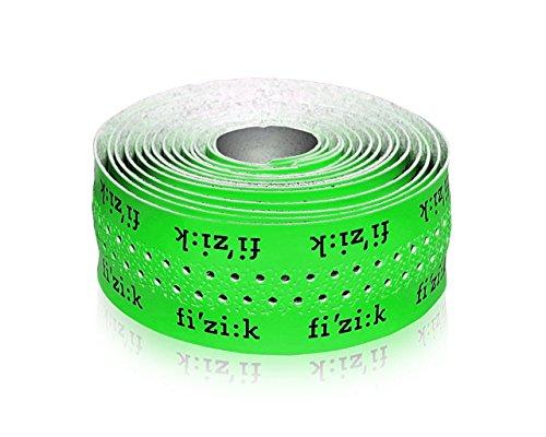 Fizik Bar:Tape Superlight Glossy Green Fluo with Logo