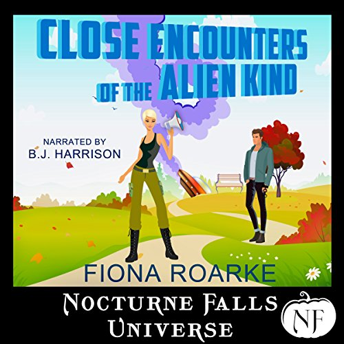 Close Encounters of the Alien Kind audiobook cover art