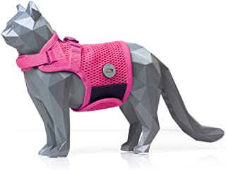 Sleepypod Martingale Cat Harness (Small, Pink Peony)