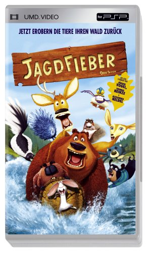 Jagdfieber [UMD Universal Media Disc]