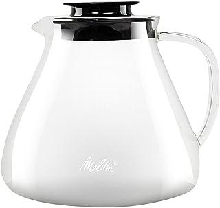 Melitta kanna av borsilikatglas, robust och värmetålig, 1 liter, 217632