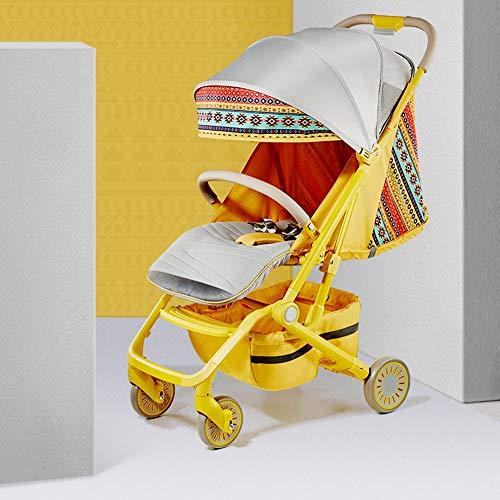 KPDVXA kinderwagen baby combikinder trolley sportwagen buggy en draagkar in een babyschaal grote wielen luchtbanden hoge kwaliteit van de afwerking comfortabele buggy