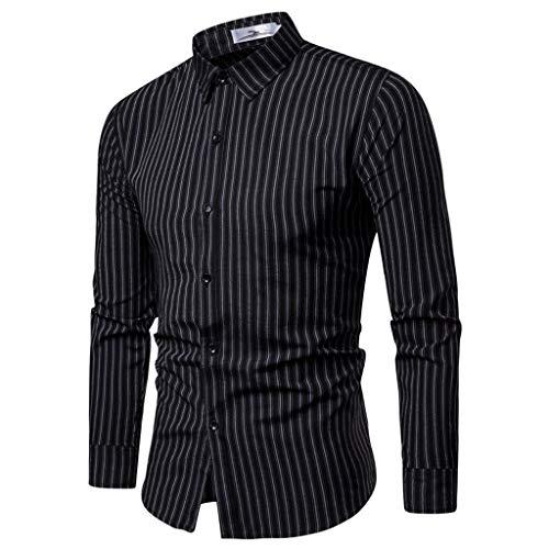 Men's Business Casual Plaid Print Long Sleeve Shirt Men's Casual Button Down Denim Shirts Long Sleeve Dress Shirt Men's Long Sleeve Shirts Plaid Shirt Casual Checked Shirt Flannel Shirt Brushed Shirt