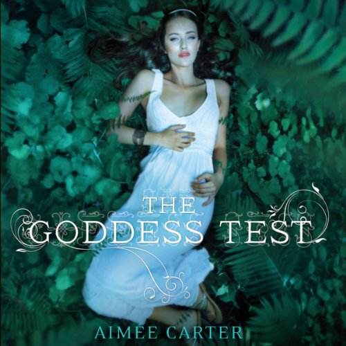 The Goddess Test audiobook cover art