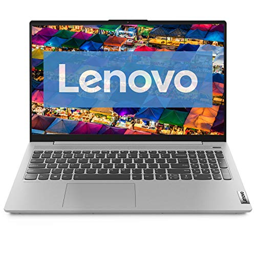 Lenovo IdeaPad 5i Laptop 39,6 cm (15,6 Zoll, 1920x1080, Full HD, WideView, entspiegelt) Slim Notebook (Intel Core i5-1135G7, 8GB RAM, 512GB SSD, NVIDIA GeForce MX450, Windows 10 Home) silber