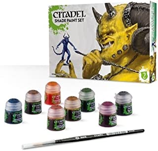 "Juegos Taller 99179953002 ""Citadel Shade Paint Set Game"