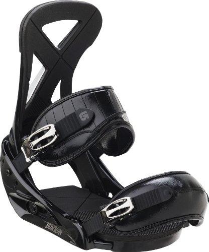 Burton Snowboardbindung CUSTOM, black, L, 252181