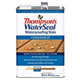 Product Image of the THOMPSONS WATERSEAL TH.041821-16 Transparent Waterproofing Stain, Maple Brown