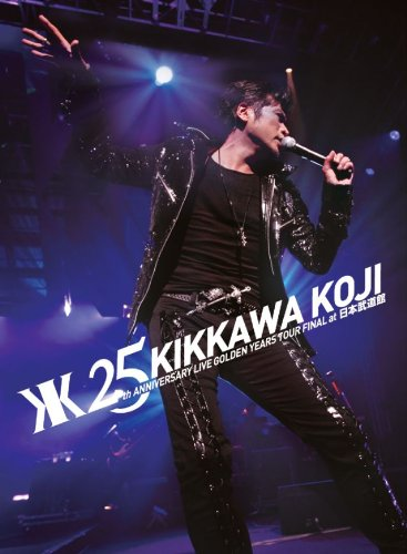 25th ANNIVERSARY LIVE GOLDEN YEARS TOUR FINAL at 日本武道館 [DVD]
