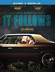 It follows blu ray dvd cover