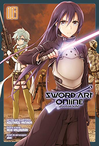 Sword art online - phantom bullet vol. 3