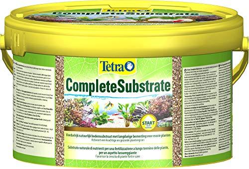 Tetra Sustrato Completo, Activa el Crecimiento Fuerte y Saludable de Las Plantas en un Acuario, 5 Libras