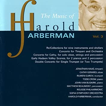 The Music of Harold Farberman, Vol. 3