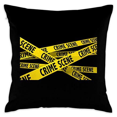 from CSI Crime Scene Investigation Season Decorative Lumbar Pillow Covers Case Pillowcases Fundas para Almohada 26x26Inch(65cmx65cm)
