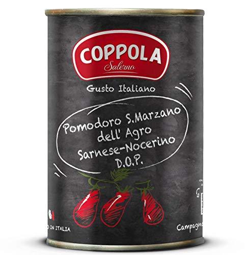 Coppola Pomodori San Marzano DOP 400g (Confezione da 12)