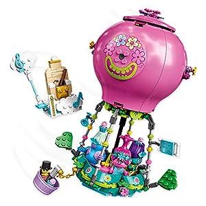 Amazon.co.jp - レゴ トロールズ ポピーの熱気球アドベンチャー 41252