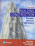 Building Construction: Principles, Materials, and Systems (What's New in Trades & Technology)