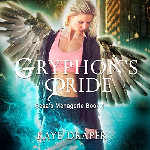 Gryphon's Pride (Reverse Harem Urban Fantasy) cover art